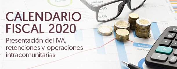 Cálculo y presentación del calendario fiscal